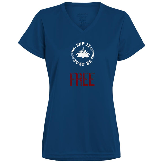 Eff It Just Be - FREE - Identity Collection - Ladies' Wicking Tee