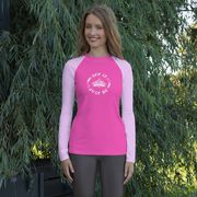 The Eff It Just Be Women's Rash Guard