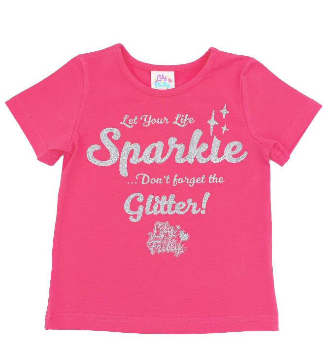 'Let Your Life Sparkle' Shirt