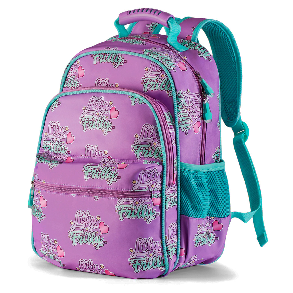 Backpack - Purple
