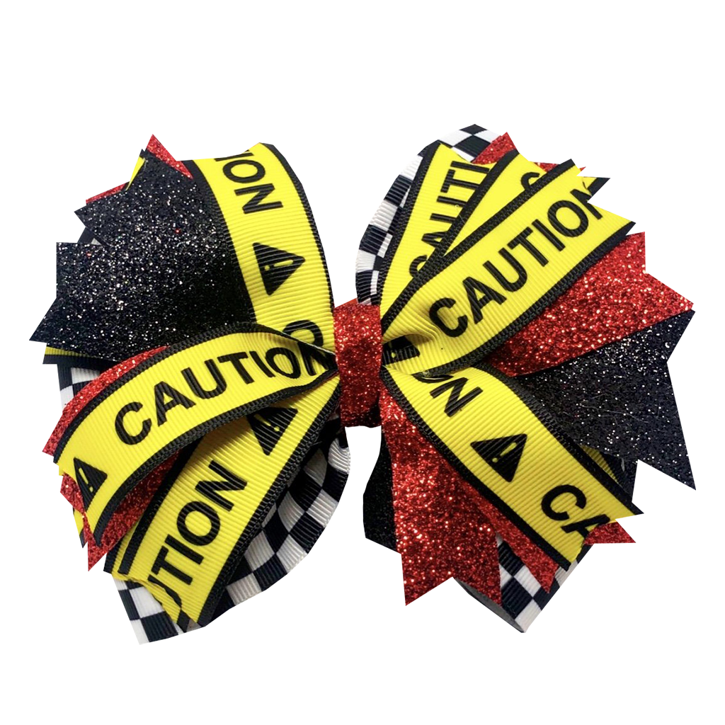 Proceed With Caution Bow