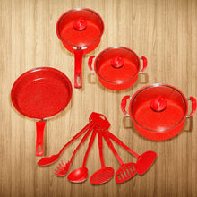 Load image into Gallery viewer, 13-Pieces Non-Stick Cookware Set