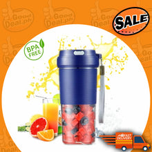 Load image into Gallery viewer, 300ML Smoothie Blender