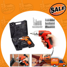 Load image into Gallery viewer, 45-IN-1 Cordless Screw Driver