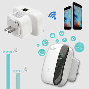 Link&Connect, The Top-Performing Wi-Fi Range Booster