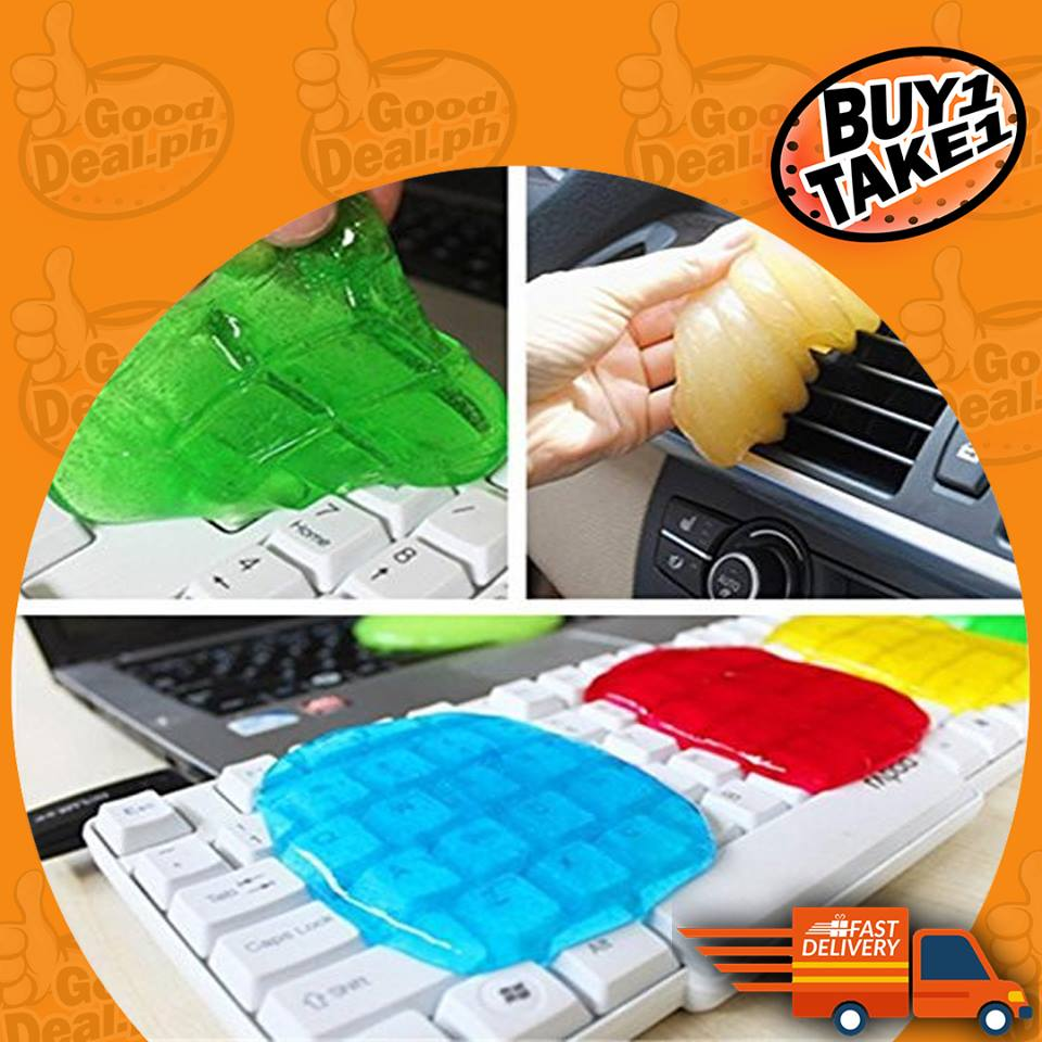 (BUY 1 TAKE 1) Magic Gel Sticky Dust Cleaner