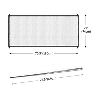 6FT Barrier Pet Fence