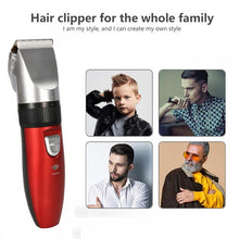 Load image into Gallery viewer, Boxin Rechargeable Hair Clipper