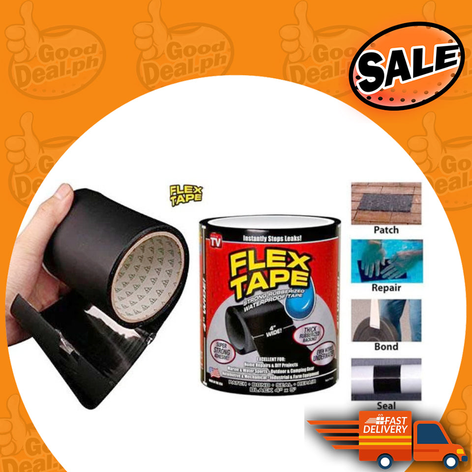 Super Strong Leak Stopper Tape (60% OFF SALE TODAY ONLY! - BUY 1 TAKE 2)