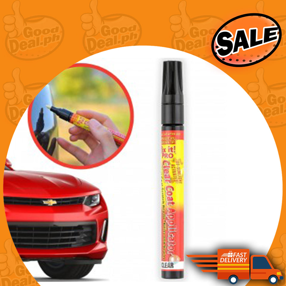 Car Scratch Repair Remover Pen