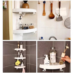 (BUY 1 TAKE 1) Snap Up Home Corner Shelf Organizer