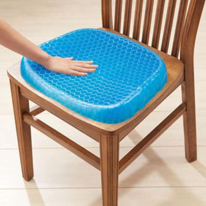 (LIMITED STOCKS ONLY!) - Gel Breathable Back Support Seat Mat