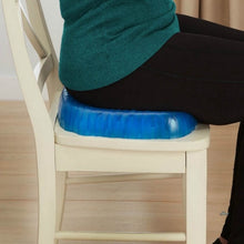Load image into Gallery viewer, (LIMITED STOCKS ONLY!) - Gel Breathable Back Support Seat Mat