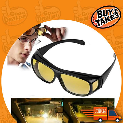 Anti-Glare HD Vision Sunglasses (BUY 1 TAKE 3!)