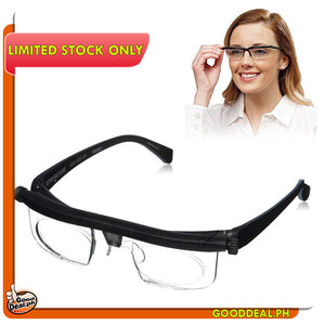FlexiGlass™ Adjustable Eyeglass