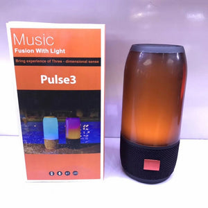 New Trend Pulse 3 Mini Portable Bluetooth Speaker