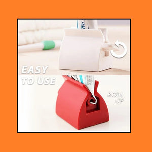 Easy-squeeze Toothpaste Holder (BUY 1 GET 1 FREE!)