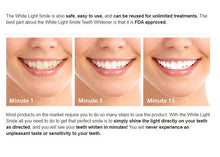 Load image into Gallery viewer, Luxury Smile - Teeth Fast Whitening Kit (ORIGINAL MADE IN USA!!!)