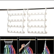 Load image into Gallery viewer, Space Saver Clothes Hangers (3 Pieces)
