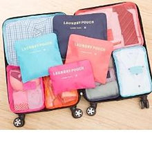 Load image into Gallery viewer, (BEST SELLING!!! Buy 1 Set Take 1 Set) Travel Pouch Organizer