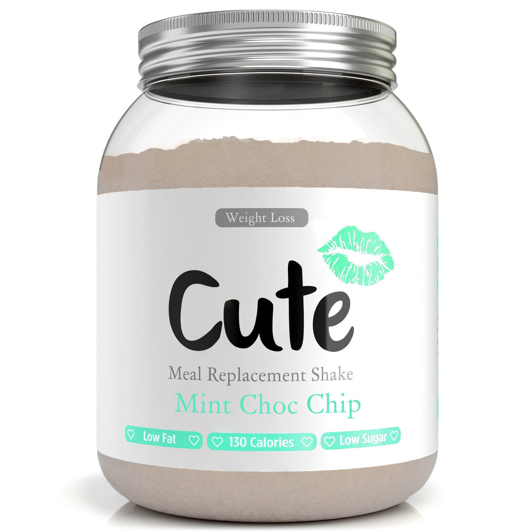 Mint Choc Chip Meal Replacement Shake