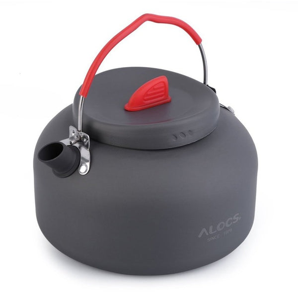 ALOCS 1.4L 1 Person Outdoor Cookware Aluminum - The Family Camper