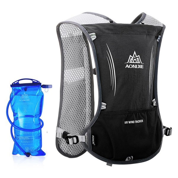 Men Women Lightweight Running Backpack - The Family Camper