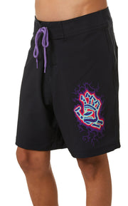 ELECTRO HAND BEACH SHORT YOUTH