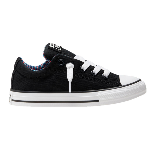 KID CT STREET SLIP BLACK