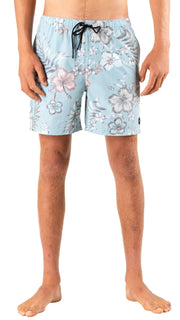 BACKSIDE ELASTIC BOARDSHORT