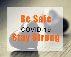 We Are Here For You : Be Safe and Stay Strong