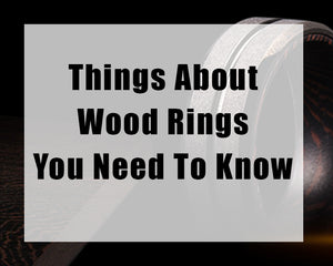 Wooden Wedding Rings – Frequently Asked Questions