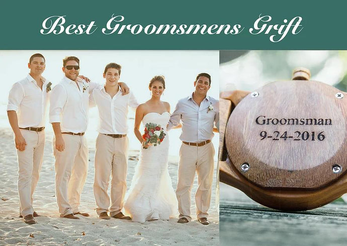 Great Way To Appreciate Your Groomsmen