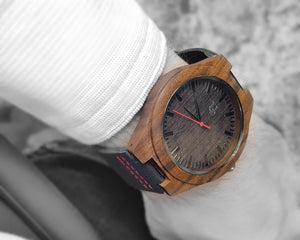 How to Make Your Own Wood Watches