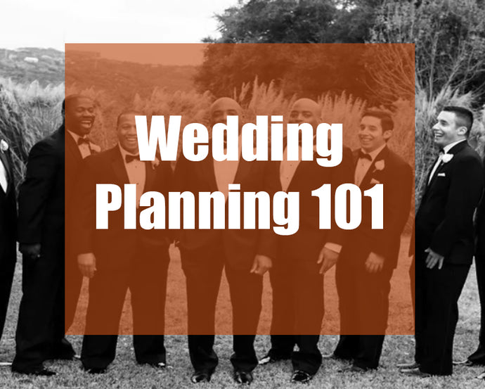 WEDDING PLANNING 101: GROOMSMEN GIFT IDEAS