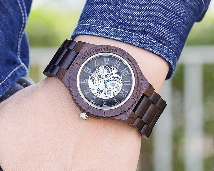 Top Five Reasons You Should Start Wearing A Wood Watch