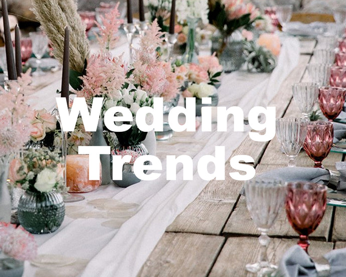 Wedding Trends and Our Collective Spirit