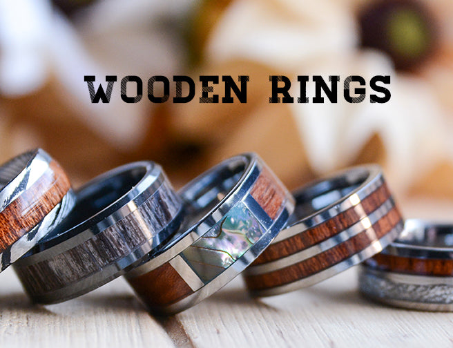 Wood and Metal Rings: The Perfect Combination