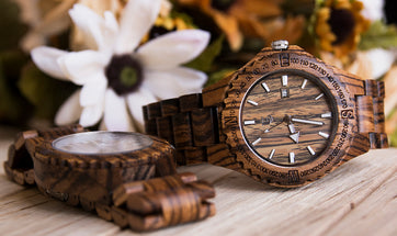 Things You Need To Know About Wooden Watches