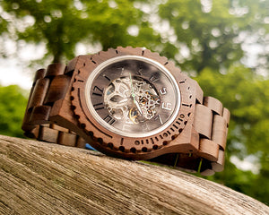 Wooden Watches: The Trend Always in Style