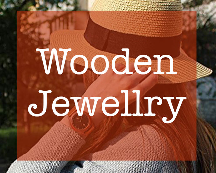 WOODEN JEWELRY: HANDCRAFTED TO PERFECTION