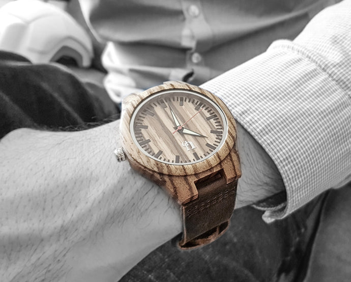 How to Buy Your First Wood Watch