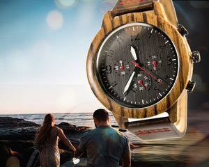 wood watches are in style