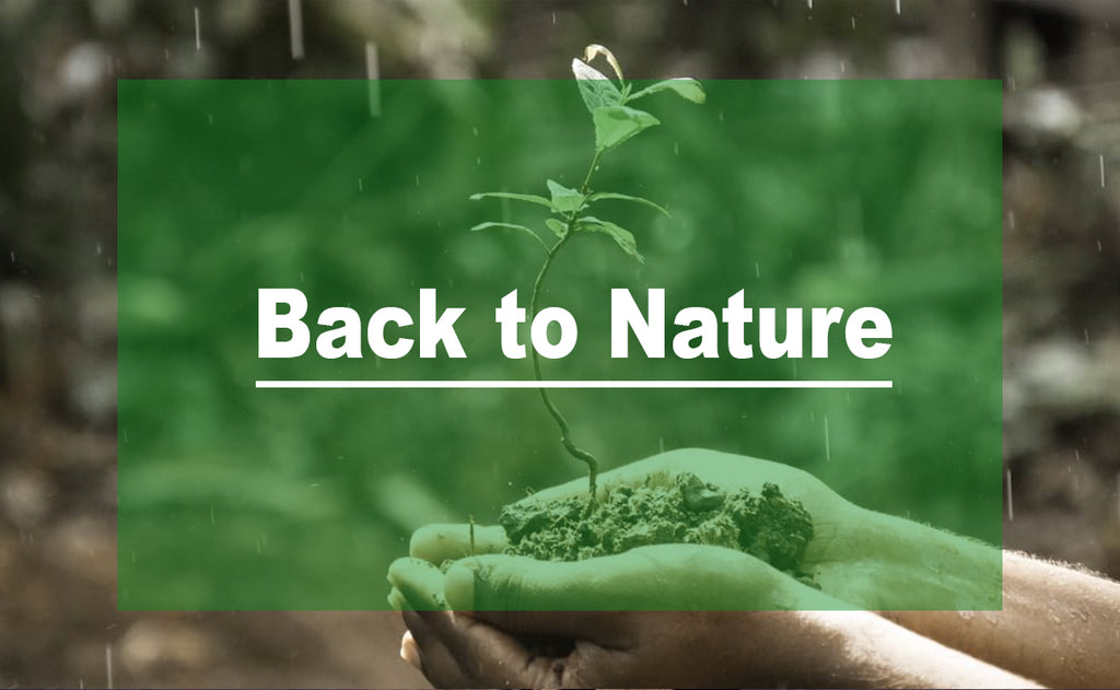Back to nature-banner