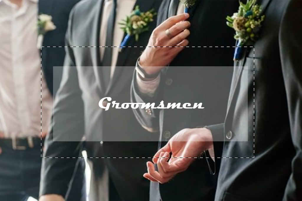 Groomsmen Expectations What Do They Pay For- banner