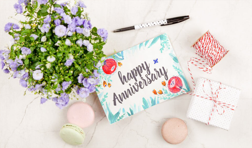 anniversary gift ideas during COVID-19