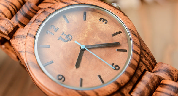 best wooden watch for men engraved watch-personalized watch