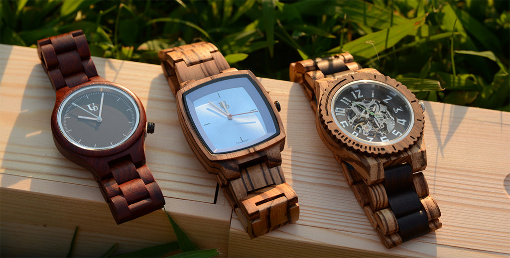 best wooden watches made of wood