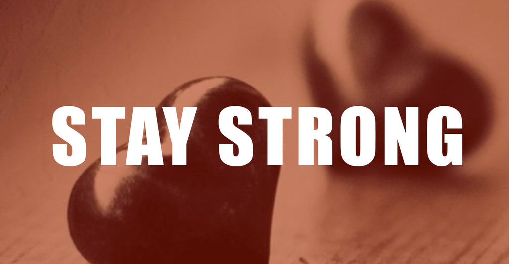 stay strong by urban designer