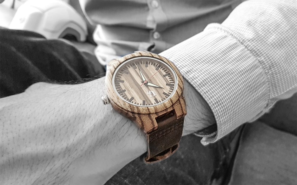 guild for buying a wooden watch